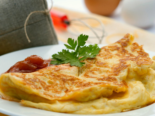 Healthy Breakfast Omelette  Lose weight with this daily meal planner to cut down on