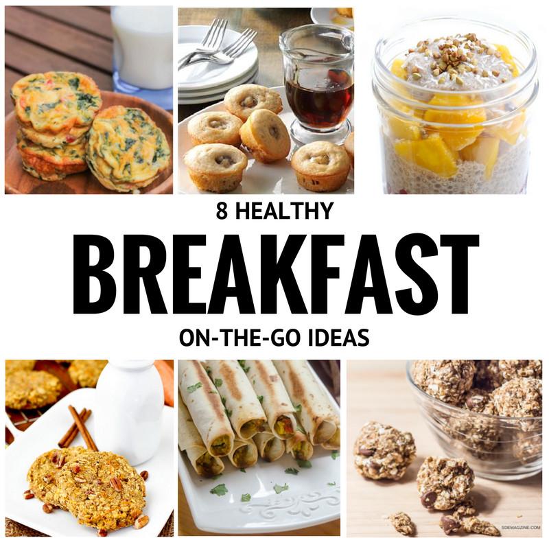 Healthy Breakfast On The Go  8 Healthy Breakfast The Go Ideas bel ADAIRE MAGAZINE
