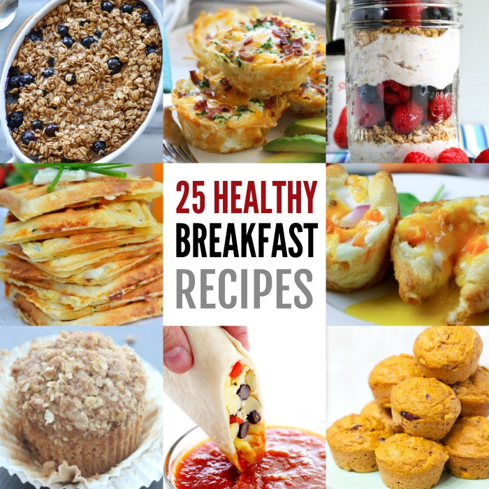 Healthy Breakfast On The Go To Buy  Healthy Breakfast Ideas 25 Healthy Breakfast Recipes