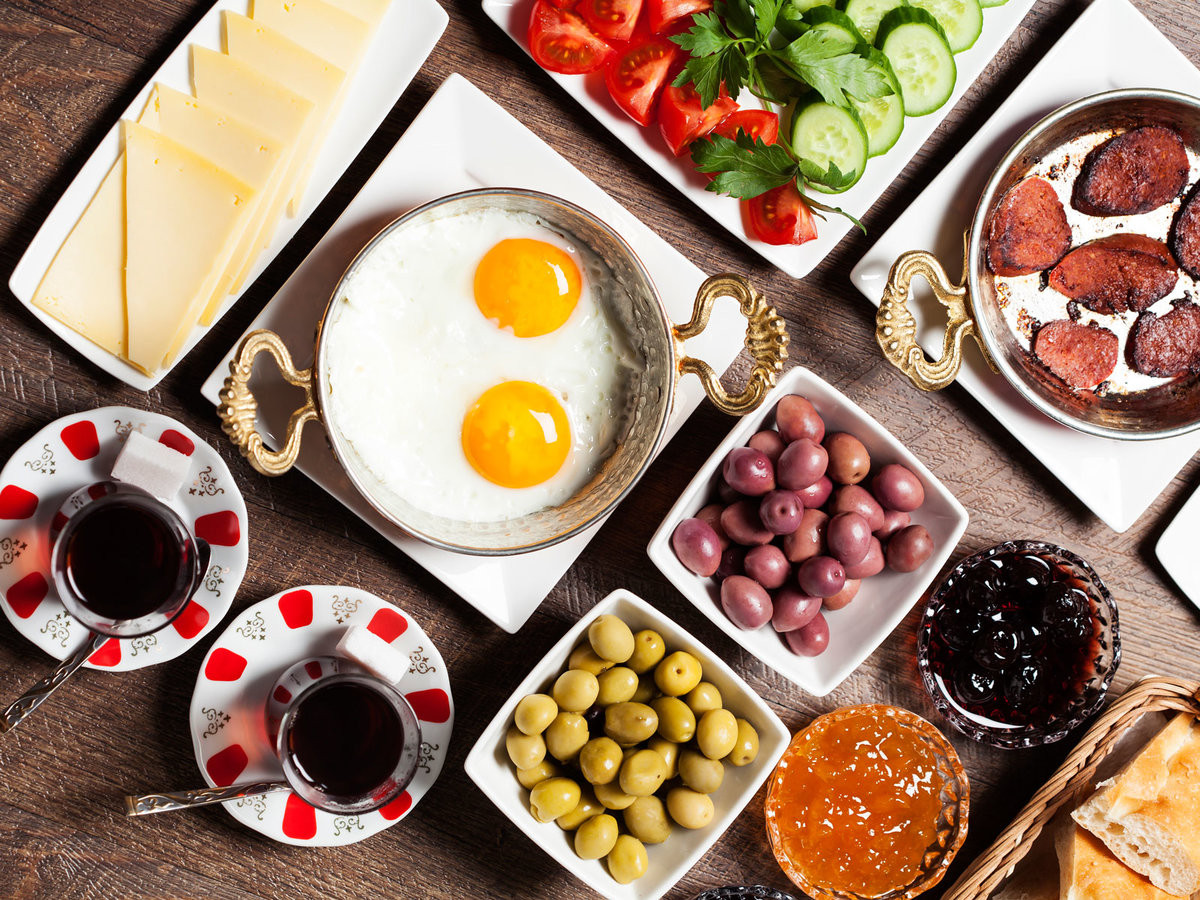 Healthy Breakfast On The Go To Buy  Everything You Need to Know About a Full Turkish Breakfast