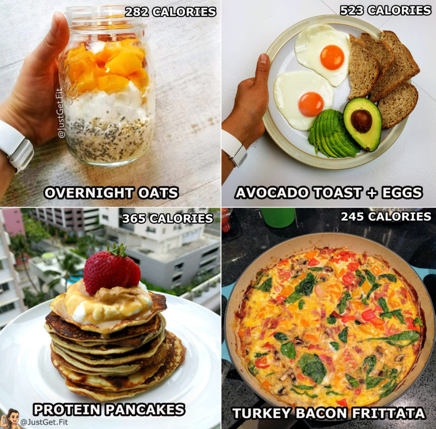 Healthy Breakfast Options At Mcdonald'S  Healthy Breakfast Ideas