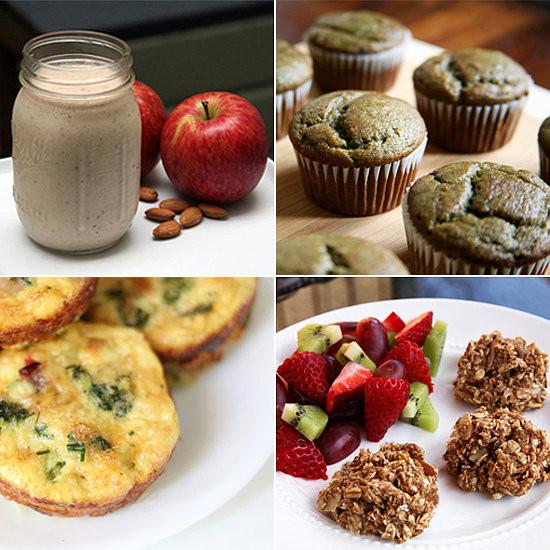 Healthy Breakfast Options On The Go  Healthy Portable Breakfast Ideas