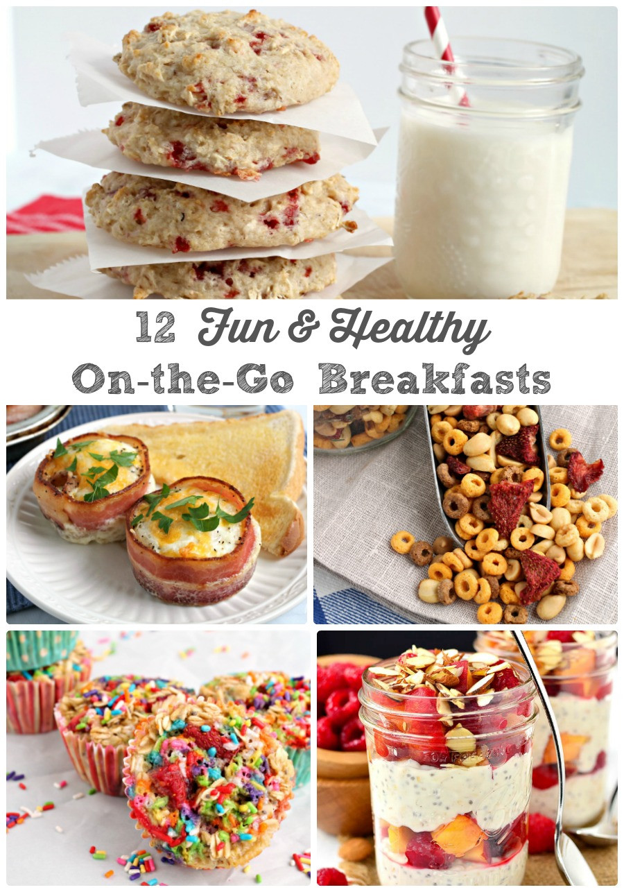 Healthy Breakfast Options On the Go the Best Ideas for Frugal Foo Mama 12 Fun & Healthy the Go Breakfast Ideas