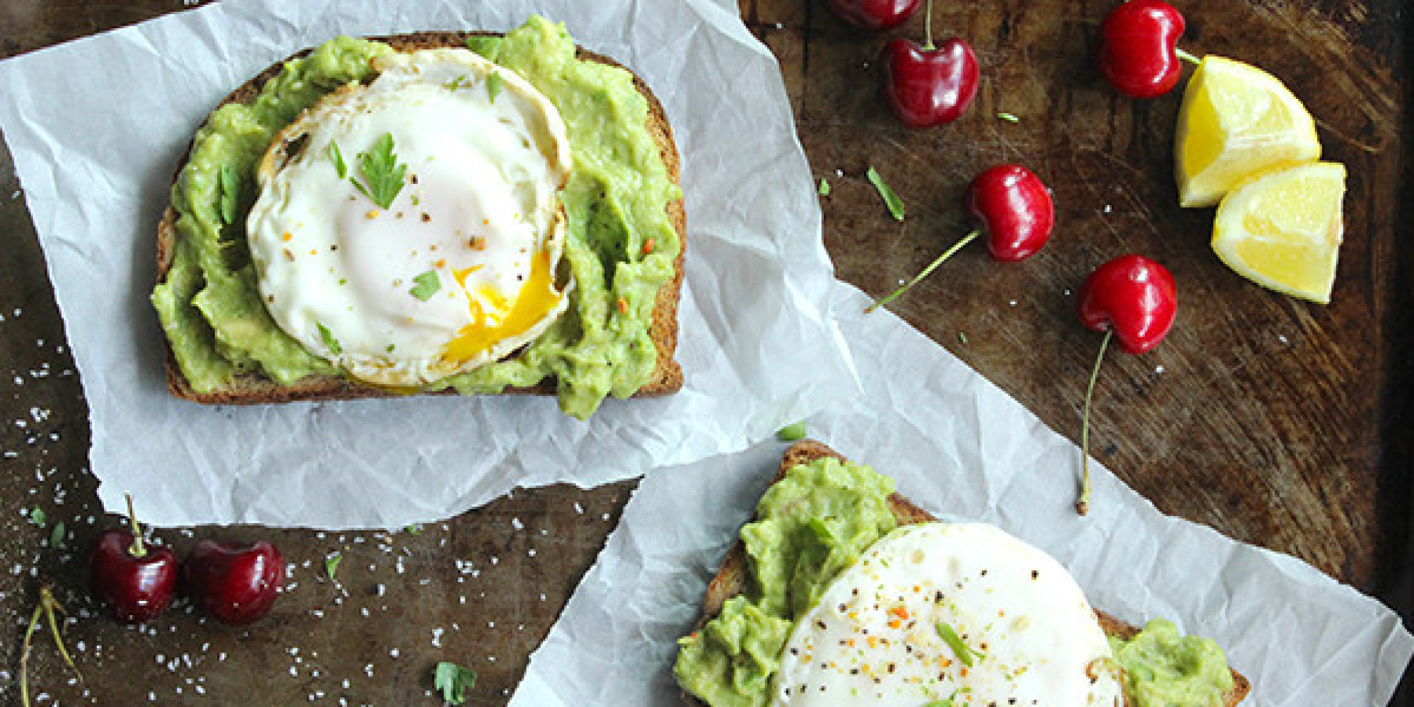 Healthy Breakfast Pictures  Here Are 7 Days Worth Healthy Trophy Worthy Breakfasts