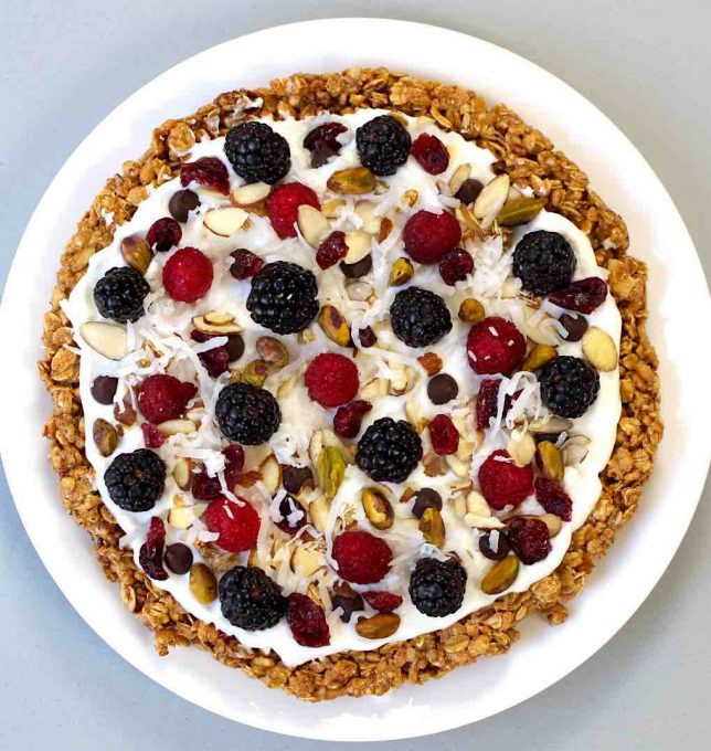 Healthy Breakfast Pizza  5 Last Minute Ideas for a Healthy Mother s Day Breakfast