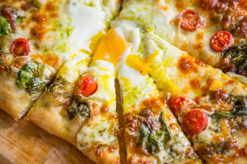 Healthy Breakfast Pizza  The 52 New Foods Challenge