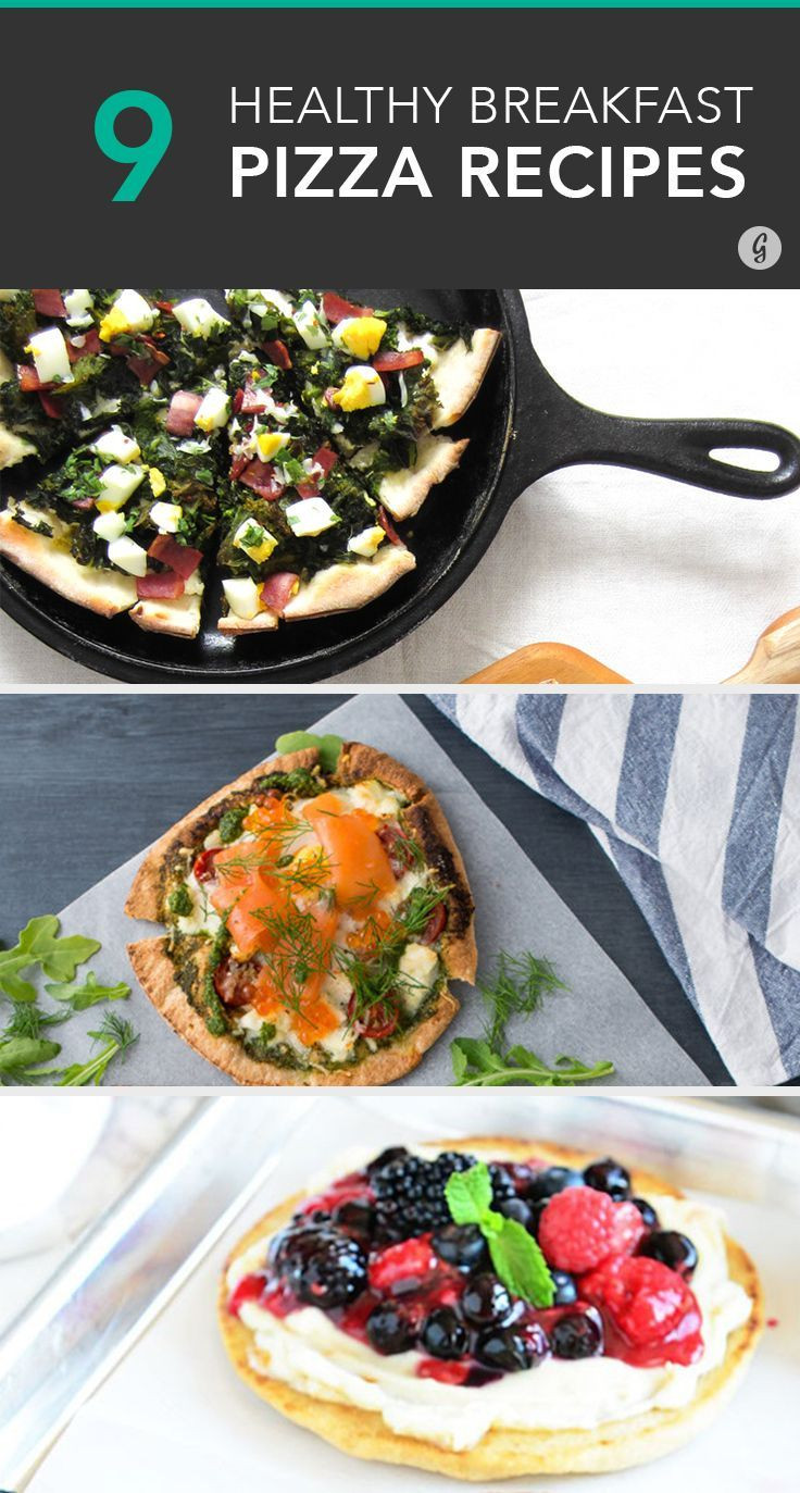 Healthy Breakfast Pizza  9 Breakfast Pizzas That Make Any Morning Way Better