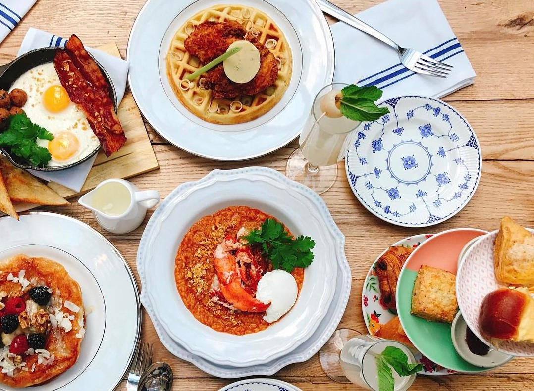 Healthy Breakfast Places  All of The Best Healthy Restaurants in NYC Right Now