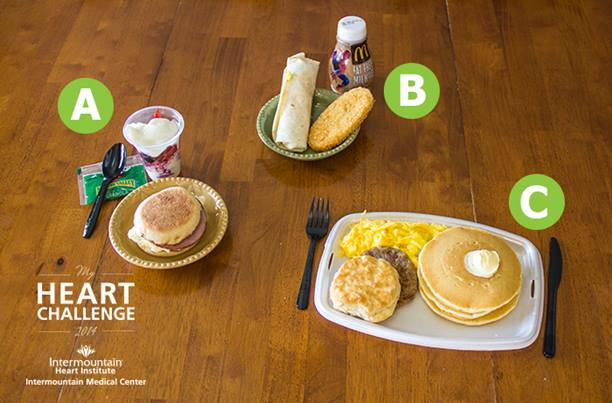 Healthy Breakfast Places  Find the Healthy Option at Fast Food Restaurants
