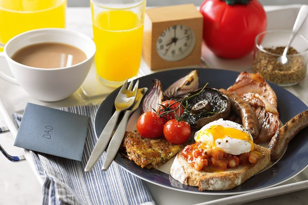 Healthy Breakfast Portland  Ultimate Big Breakfast Recipe Taste