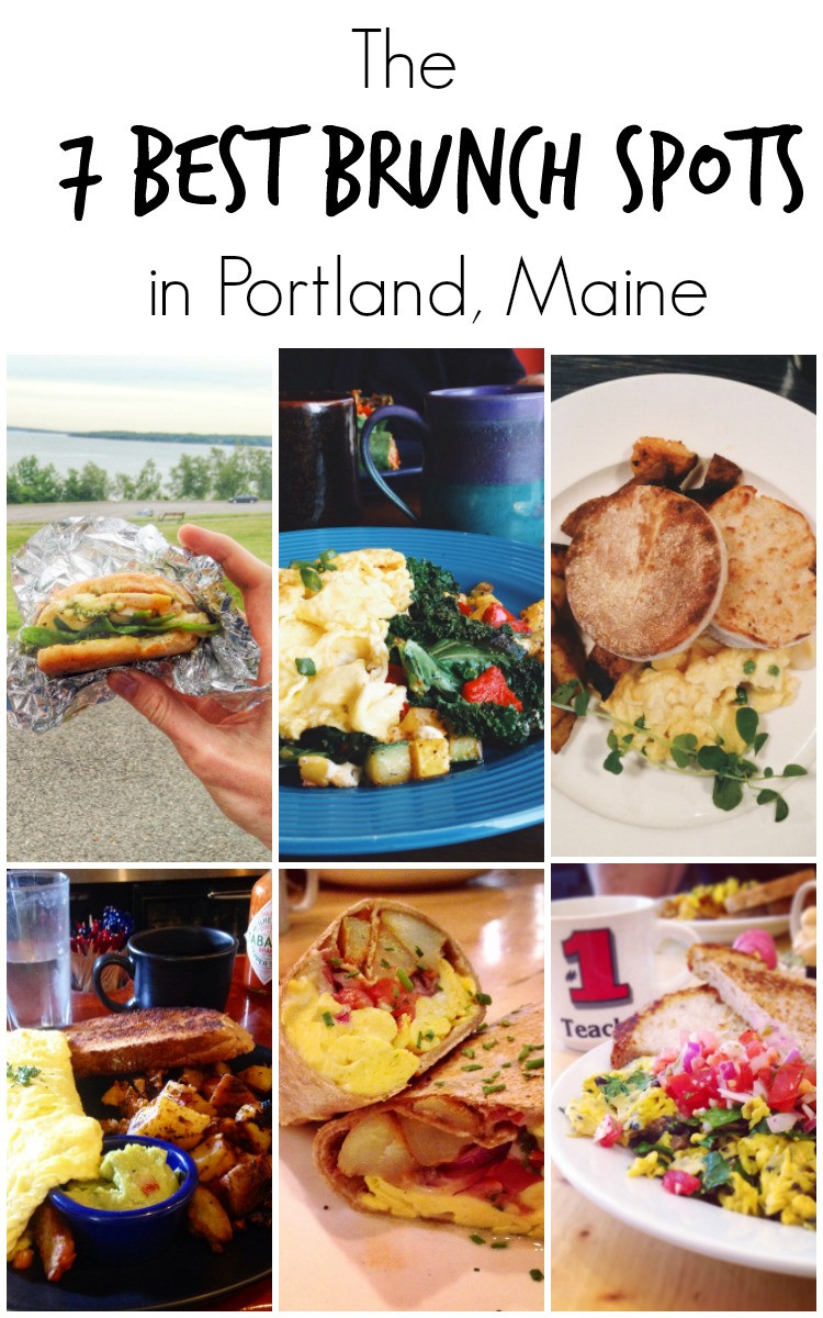Healthy Breakfast Portland  7 of the Best Brunch Spots in Portland Maine Sinful