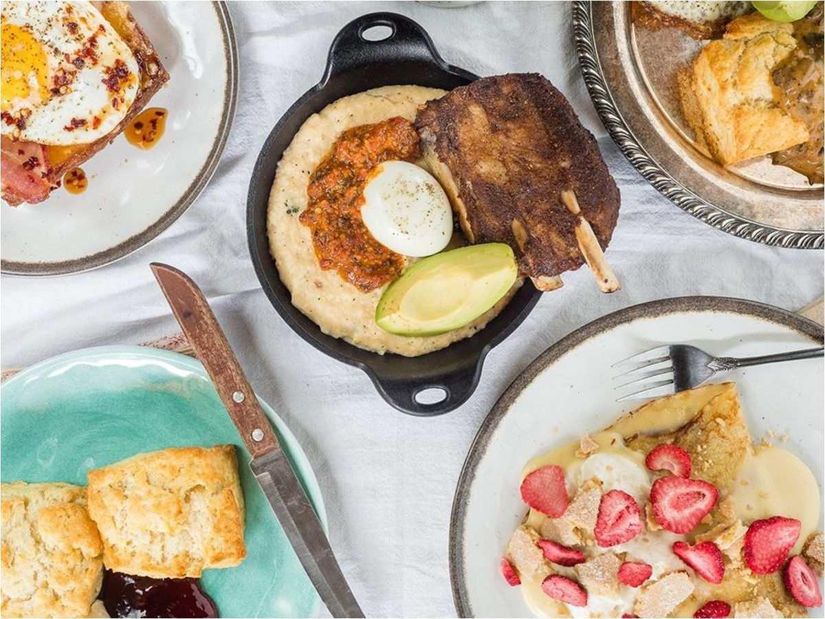 Healthy Breakfast Portland  25 Best Healthy Breakfast Lunch and Dinner Chart