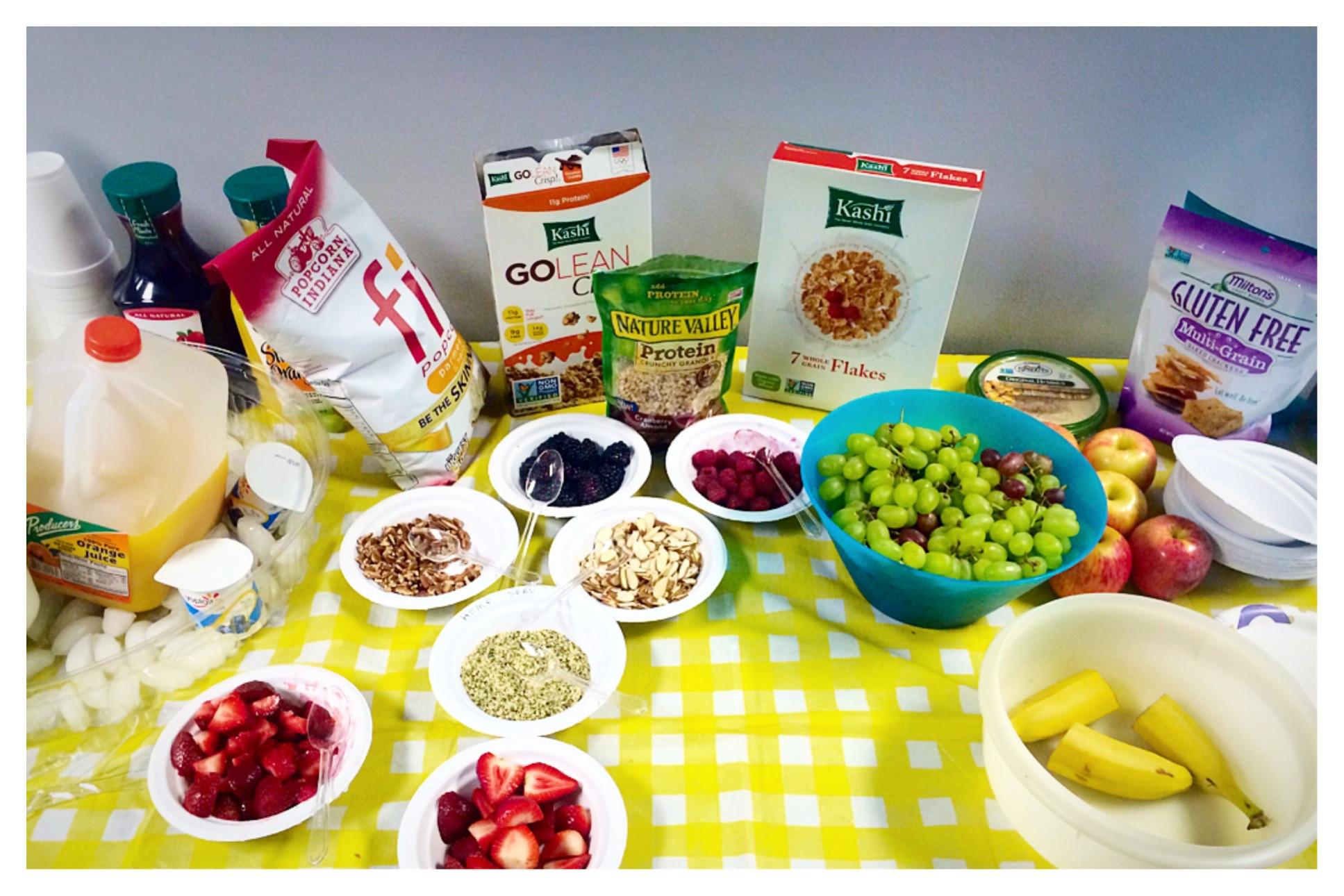 Healthy Breakfast Potluck Ideas  Potluck