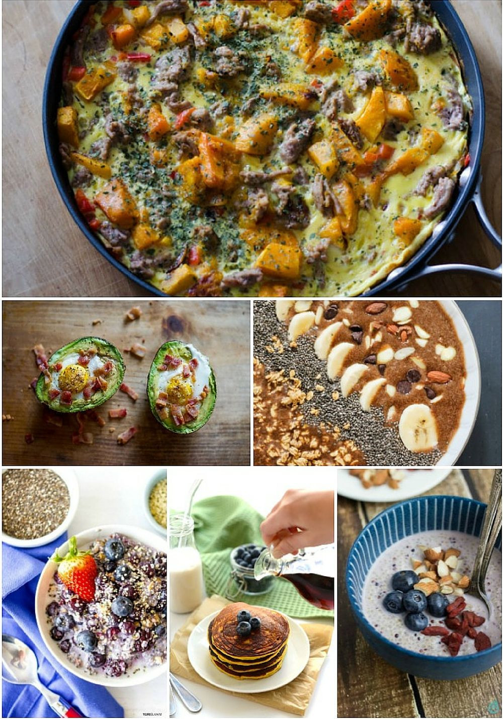 Healthy Breakfast Protein  21 Healthy High Protein Breakfasts You Need to Make