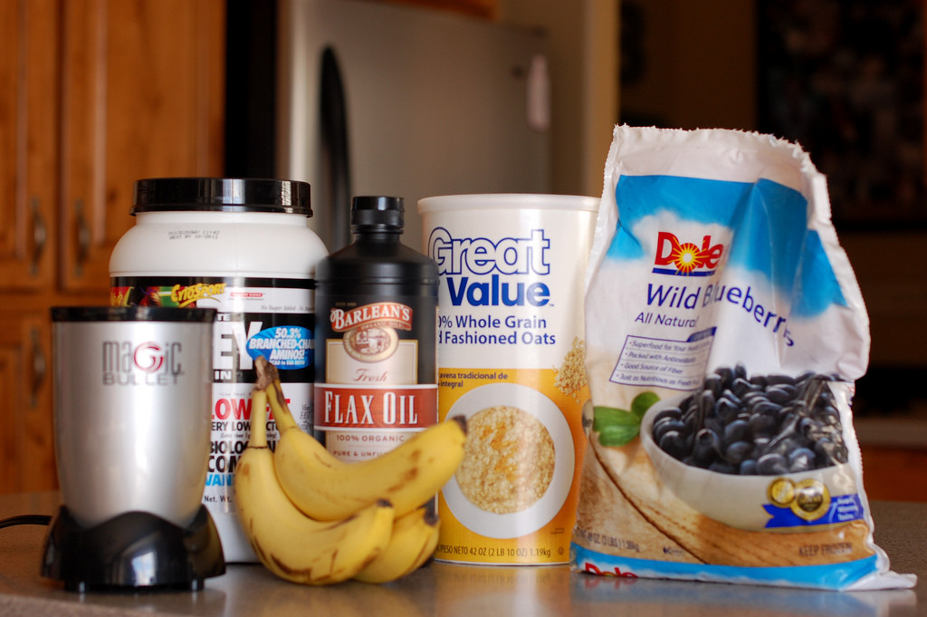 Healthy Breakfast Protein Shakes  A Protein Shake makes for a great breakfast