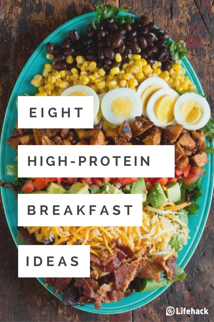 Healthy Breakfast Protein  High Protein Breakfast Ideas 8 Easy Delicious Options