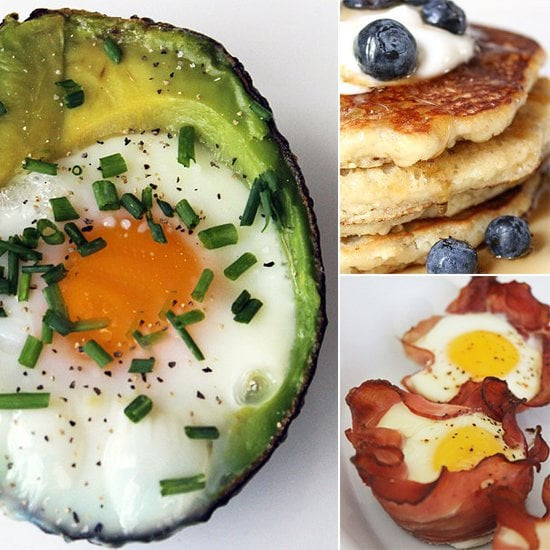 Healthy Breakfast Protein  Low Carb High Protein Breakfast Ideas