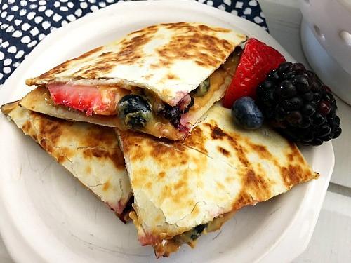 Healthy Breakfast Quesadilla  Quick and Healthy Breakfast Quesadillas A Cultivated Nest
