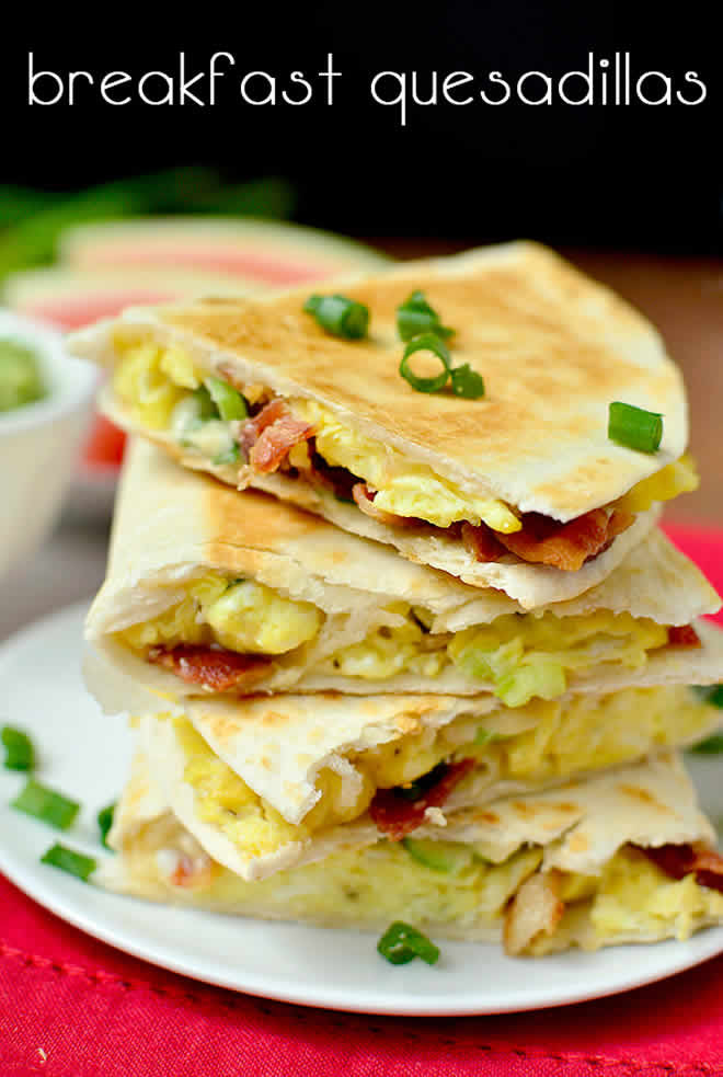 Healthy Breakfast Quesadilla Recipes  21 Perfect Mother s Day Brunch Recipes – DesignerzCentral Blog