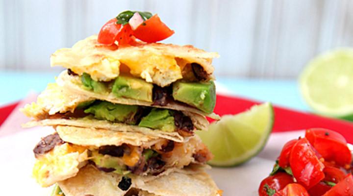 Healthy Breakfast Quesadilla Recipes  20 Healthy Egg Recipes for Breakfast