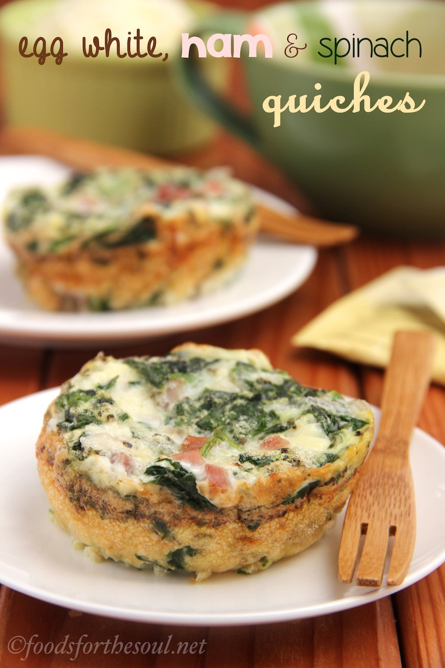 Healthy Breakfast Quiche  healthy breakfast quiche