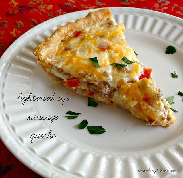Healthy Breakfast Quiche  83 best images about Healthy Breakfast on Pinterest