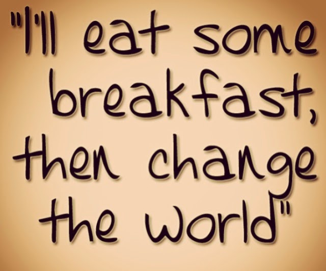 Healthy Breakfast Quotes  Quotes The Go Breakfast QuotesGram