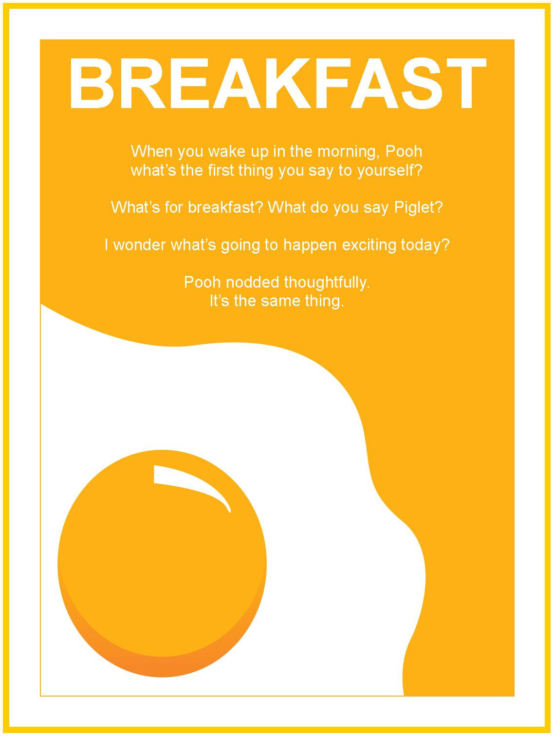 Healthy Breakfast Quotes  Healthy Breakfast Ideas Natural New Age Mum