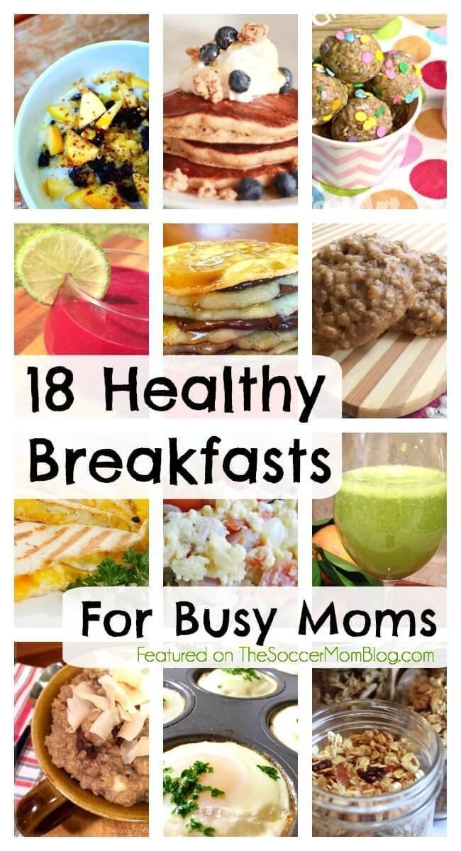 Healthy Breakfast Recipe Ideas  2 Ingre nt Keto Egg Breakfast Cups The Soccer Mom Blog