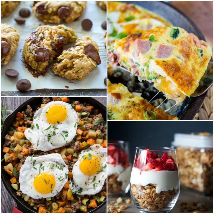 Healthy Breakfast Recipe Ideas  25 Healthy Breakfast Ideas