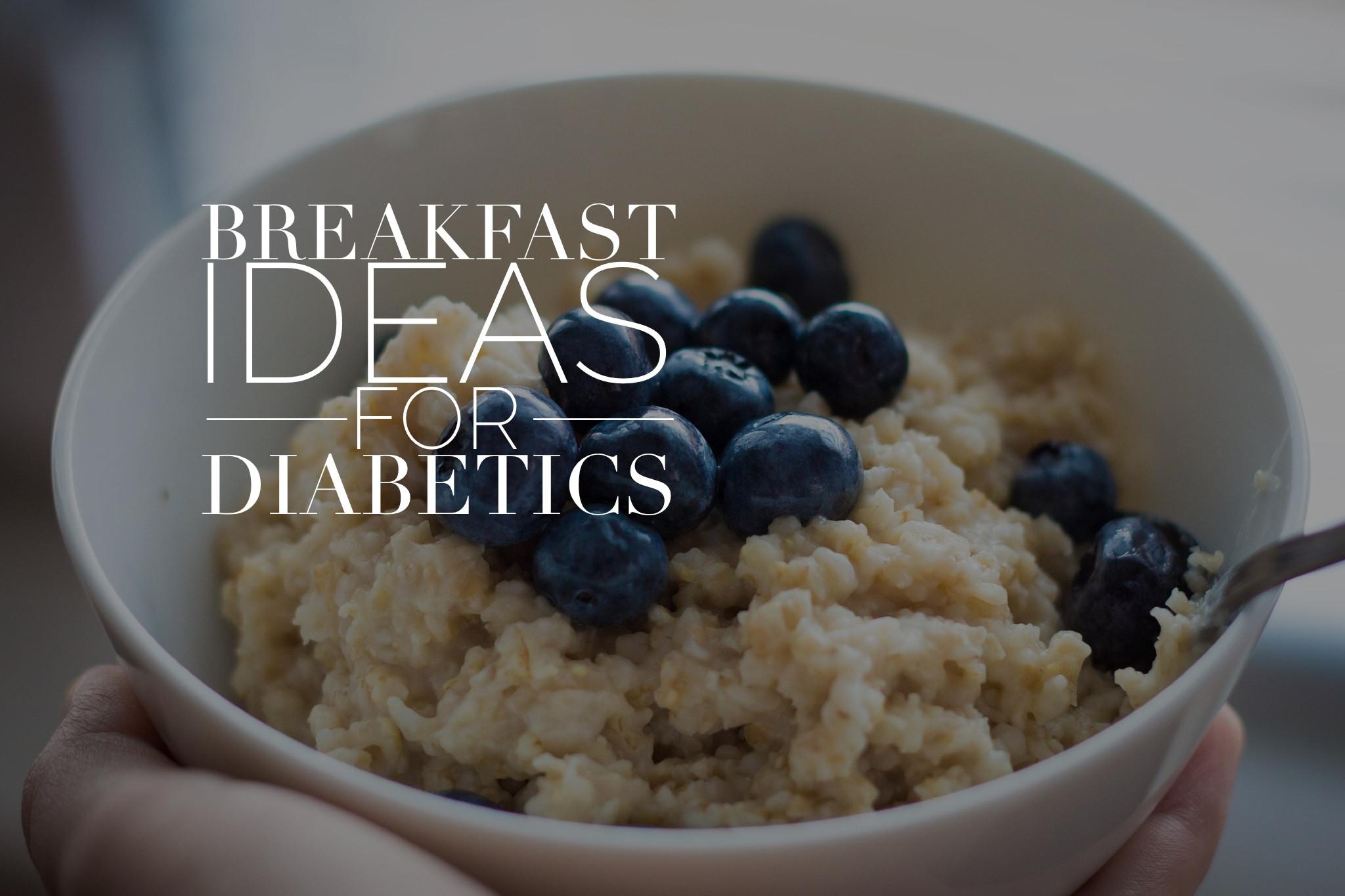 Healthy Breakfast Recipes For Diabetics  The Building Blocks of a Great Breakfast Healthy Diet