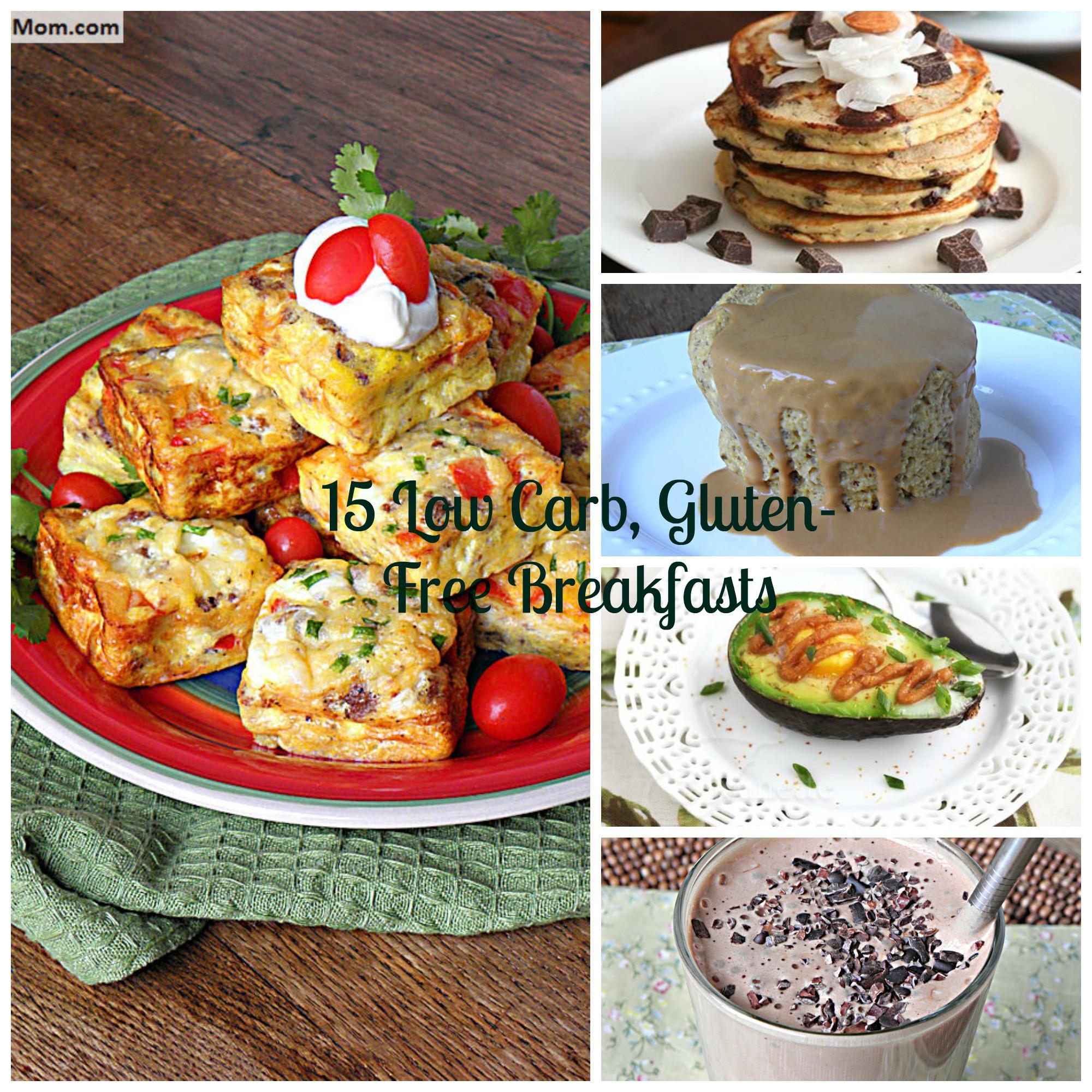 Healthy Breakfast Recipes For Diabetics  15 Gluten Free Low Carb & Diabetic Friendly Breakfast Recipes
