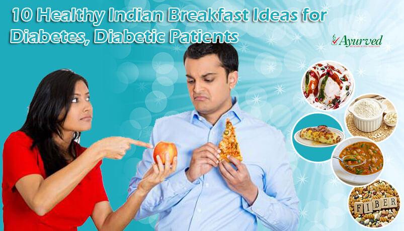 Healthy Breakfast Recipes For Diabetics  10 Healthy Indian Breakfast Ideas For Diabetes Diabetic