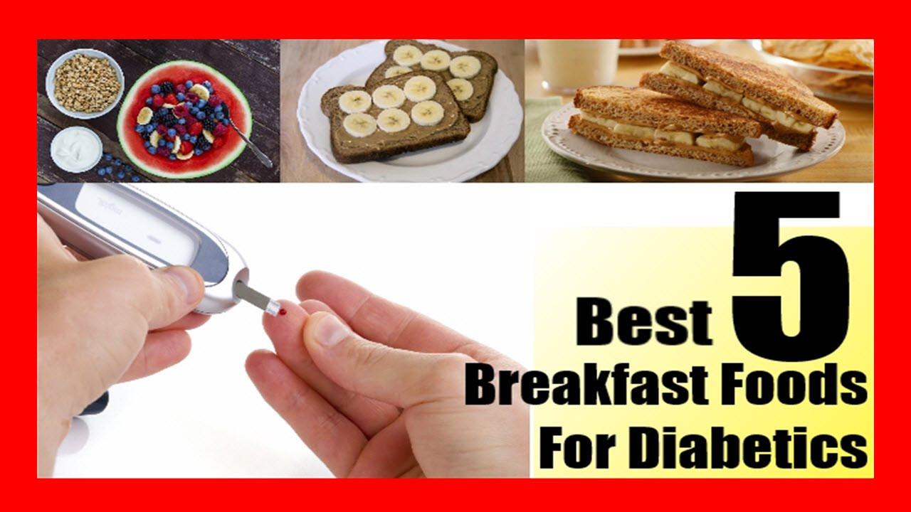 Healthy Breakfast Recipes For Diabetics  diabetic fast food breakfast
