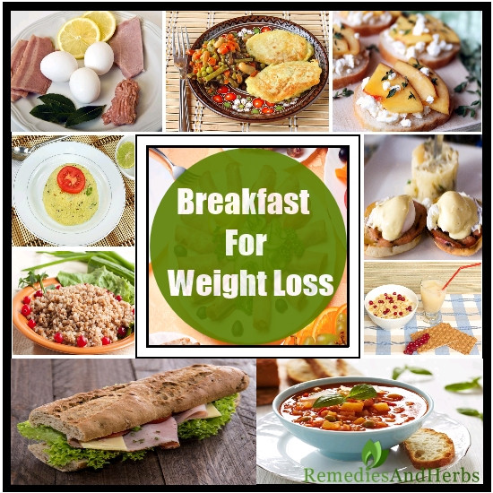 Healthy Breakfast Recipes For Weight Loss  Lean Healthy Breakfast Ideas For Losing Weight
