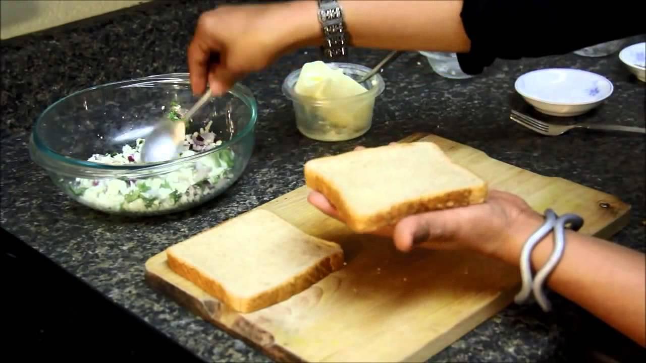 Healthy Breakfast Recipes Indian Vegetarian  Paneer Sandwich Recipe Quick Easy Healthy Indian