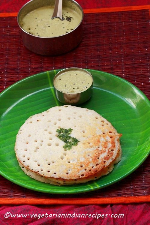 Healthy Breakfast Recipes Indian Vegetarian  set dosa – tasty healthy indian breakfast indianfood