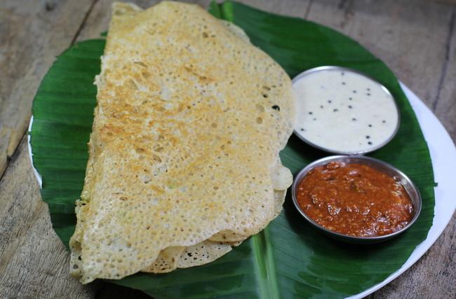 Healthy Breakfast Recipes Indian Vegetarian  Oats Dosa Recipe Healthy Indian breakfast recipe using Oats