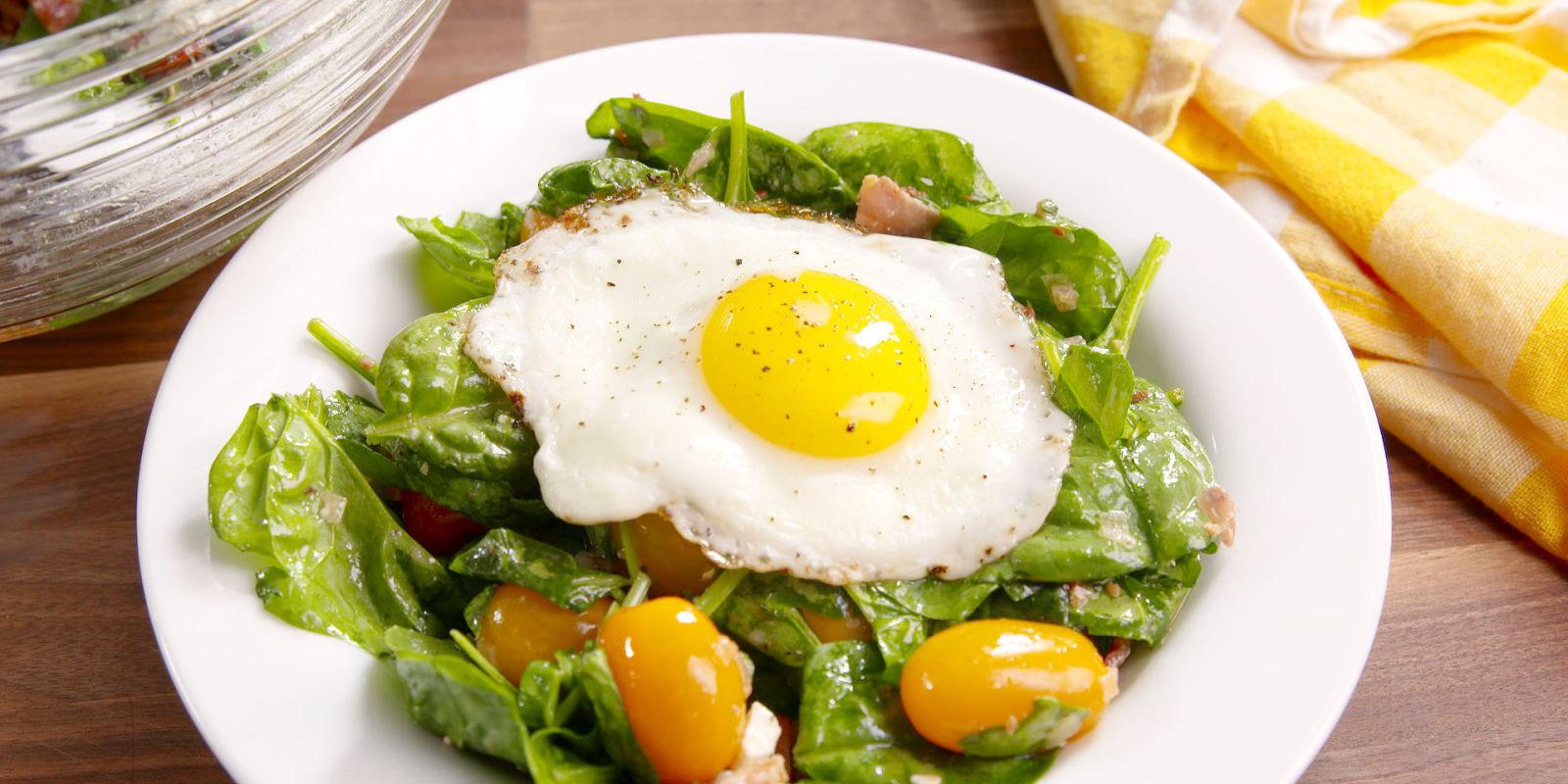 Healthy Breakfast Recipes With Eggs  16 Healthy Egg Recipes Healthy Ways To Make Eggs—Delish