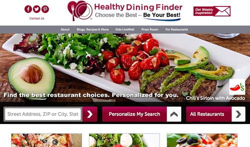 Healthy Breakfast Restaurants  Take Your Diet Out To Dinner with HealthyDiningFinder