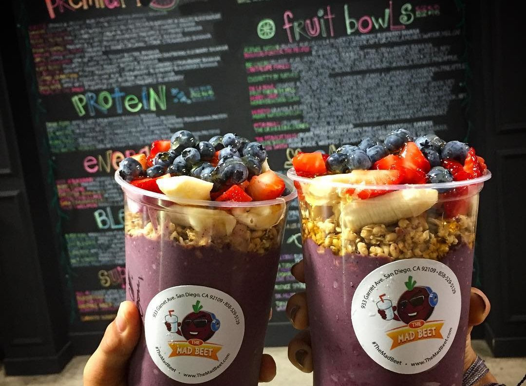 Healthy Breakfast San Diego  Wake up Call 15 Spots For Healthy Breakfast in San Diego