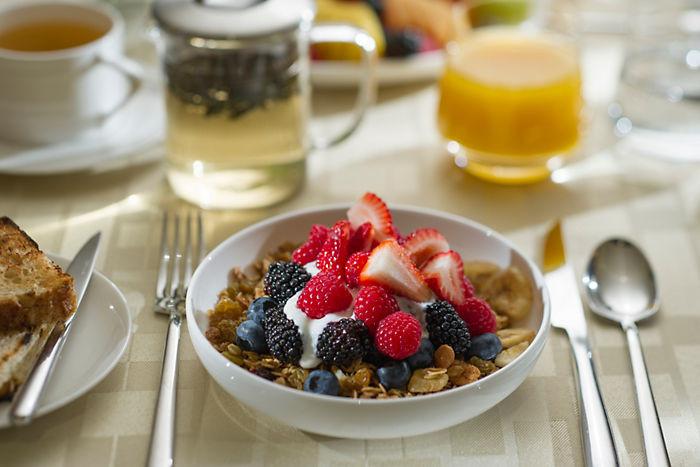 Healthy Breakfast San Francisco  Детские завтраки