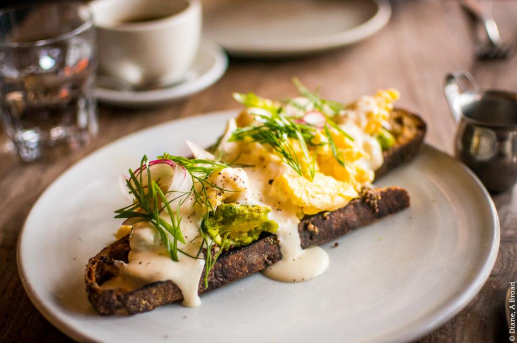 Healthy Breakfast San Francisco  Brunch at Bar Tartine [San Francisco] Diane A Broad
