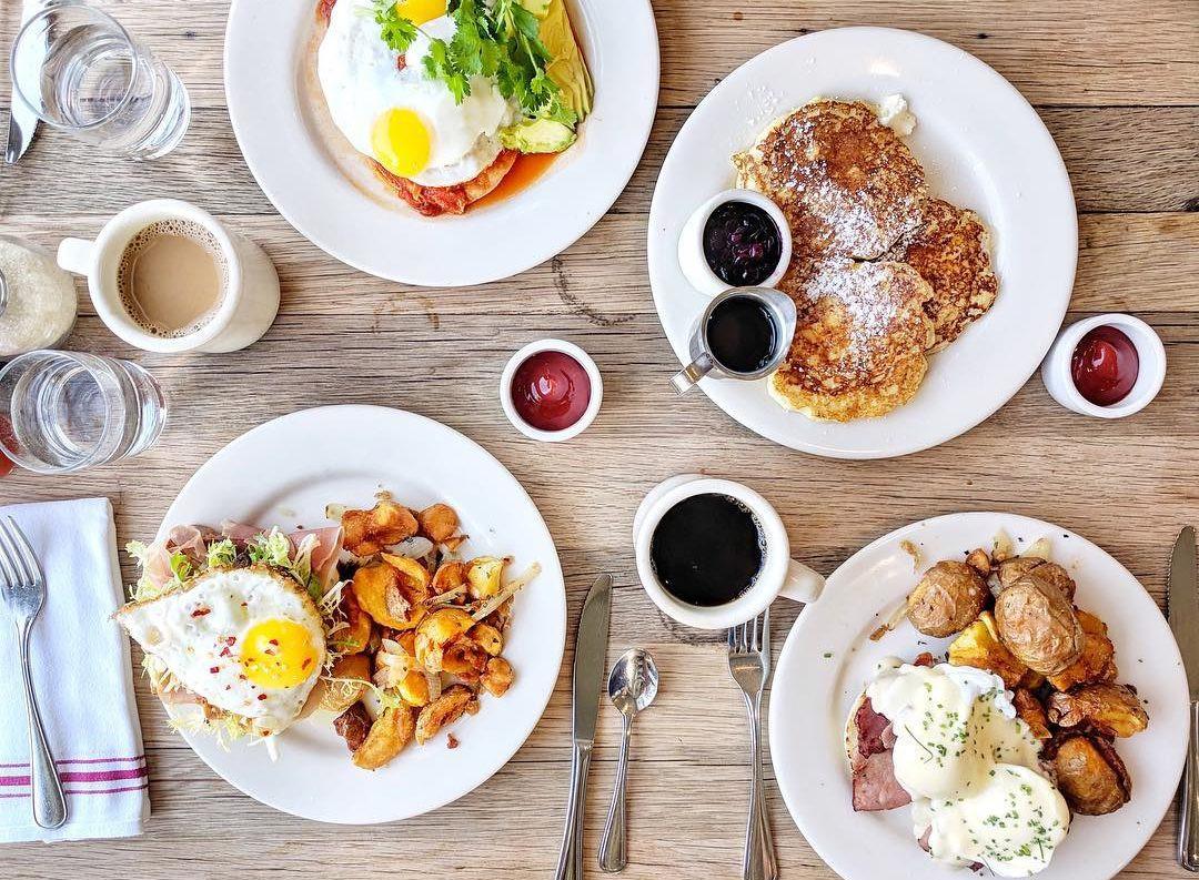 Healthy Breakfast San Francisco  All The Best Healthy Brunch Spots in San Francisco