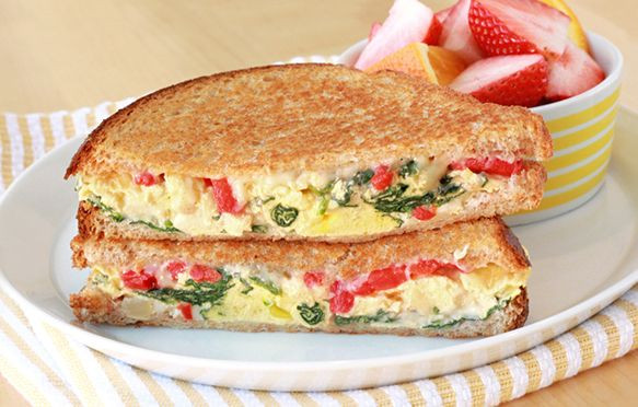 Healthy Breakfast Sandwich Fast Food  44 best images about Weight Watcher s Breakfast Ideas on