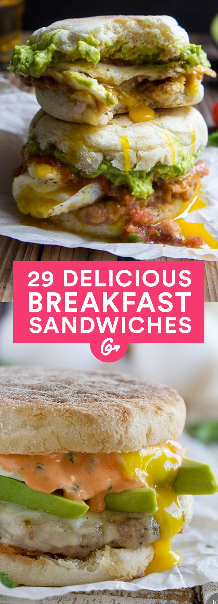 Healthy Breakfast Sandwich Fast Food  These 27 Breakfast Sandwiches Put Fast Food Options to