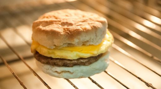 Healthy Breakfast Sandwich Fast Food  Is there a healthy fast food breakfast sandwich