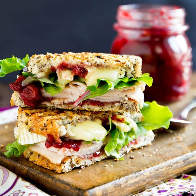 Healthy Breakfast Sandwich Fast Food  Turkey & Brie Grilling Sandwich – Best Fast Healthy