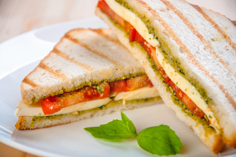 Healthy Breakfast Sandwich Fast Food  Bread Sandwich With Cheese Tomato Healthy Ve arian