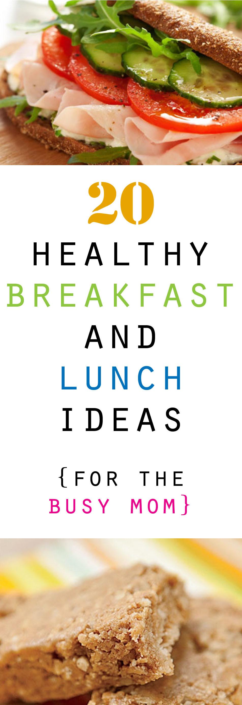 Healthy Breakfast Sandwich Ideas  20 Healthy Breakfast and Lunch Ideas Honeybear Lane